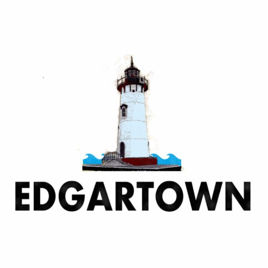 Edgartown. Cutout