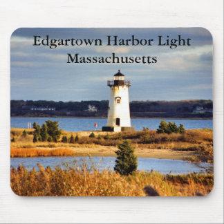 Edgartown Harbor Light, Massachusetts Mousepad