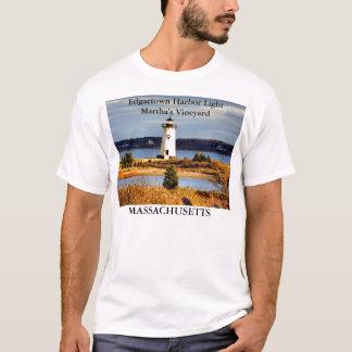 Edgartown Harbor Light, Massachusetts Shirt