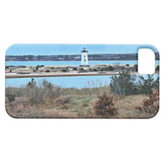 Edgartown Harbor Lighthouse, MA iPhone Case 5/5s