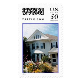 Edgartown Hotel Stamp