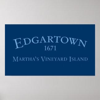 Edgartown incorporó el poster 1671