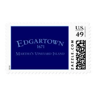 Edgartown incorporó el sello 1671