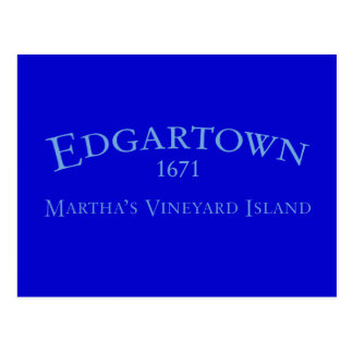 Edgartown incorporó la postal 1671