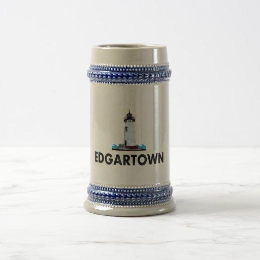 Edgartown. Jarra De Cerveza