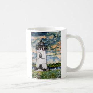 Edgartown Lighthouse Marthas Vineyard Mug