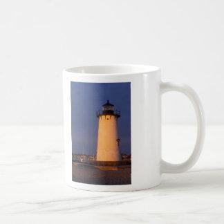 Edgartown Lighthouse Martha's Vineyard Mugs