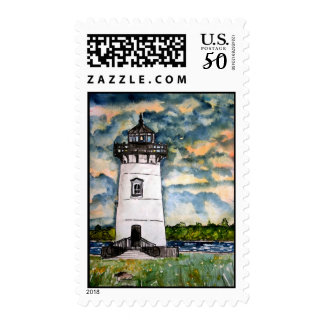 Edgartown Lighthouse Marthas Vineyard Stamps