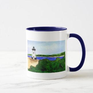 Edgartown Lighthouse Mug (Painting Only)
