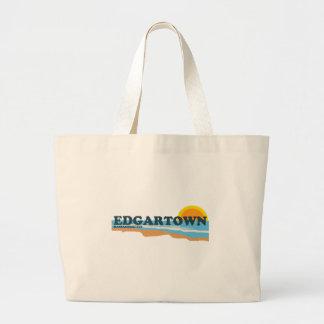 Edgartown MA - Beach Design. Bag