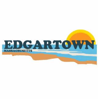Edgartown MA - Beach Design. Photo Cut Outs