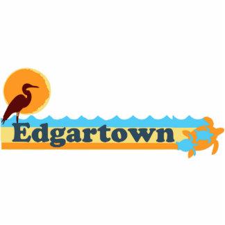 Edgartown MA - Beach Design. Photo Cutouts