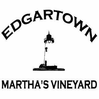 Edgartown MA - Lighthouse Design Acrylic Cut Out