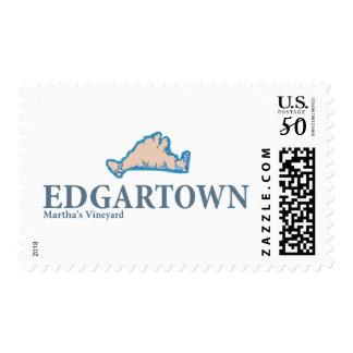 Edgartown. Postage