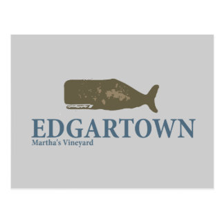 Edgartown. Postcard