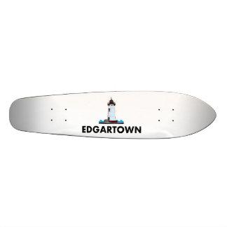 Edgartown. Custom Skateboard
