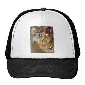 Edgas Degas - Ballet Dancers on Stage 1883 Pastel Trucker Hat