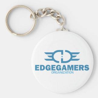 EDGE Blue Keychain