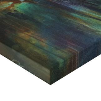 'edge of dreams' canvas print