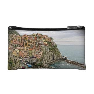 Edge of Italy - Manarola - Cinque Terre Makeup Bag