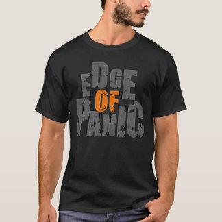 Edge of Panic square T-Shirt