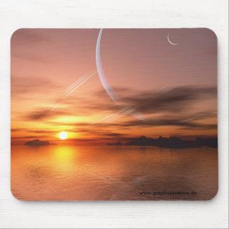 Edge of Paradise - Mousepad