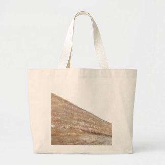 Edge of Seashell. Close Up Picture. Tote Bags