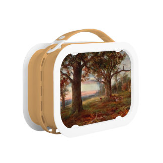 Edge of Sherwood Forest Lunch Box