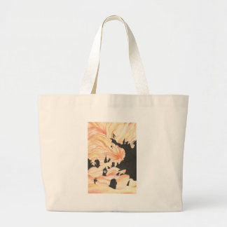 Edge of the Abyss Tote Bag