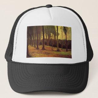 Edge of the Woods, Vincent van Gogh Trucker Hat