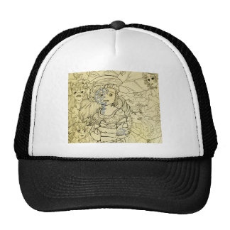 Edge Of Xylon Trucker Hat