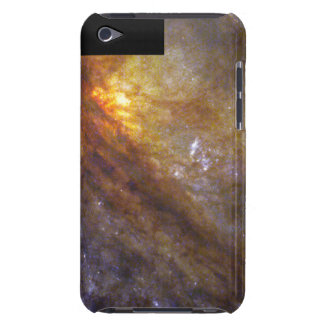 Edge-On Spiral Galaxy NGC 253- Behind a Dusty Veil iPod Touch Covers