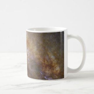 Edge-On Spiral Galaxy NGC 253- Behind a Dusty Veil Coffee Mug