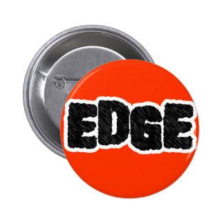 Edge Pinback Button