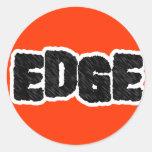Edge Sticker