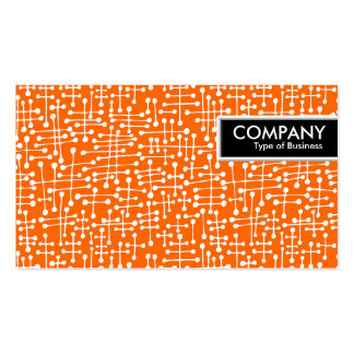 Edge Tag - Connected Spots II Double-Sided Standard Business Cards (Pack Of 100)