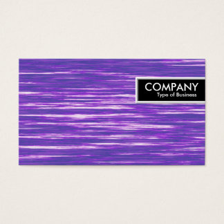 Edge Tag - Purple Interference