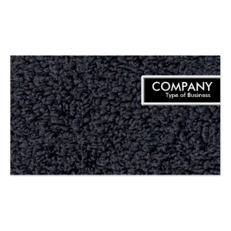 Edge Tag - Woolly Carpet Business Cards