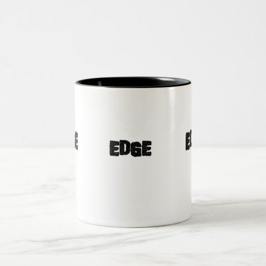Edge Two-Tone Coffee Mug