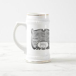 EdgeMoor Iron and Boiler Company 1903 Beer Stein Coffee Mug