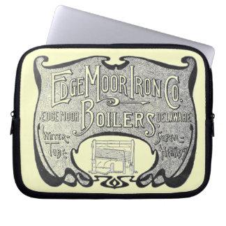 EdgeMoor Iron and Boiler Company 1903 Computer Sleeve