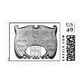 EdgeMoor Iron and Boiler Company 1903 Postage