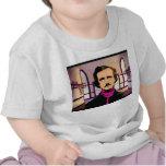Edger Alan Poe Camisetas