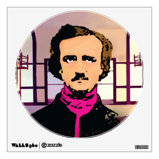 Edger Alan Poe Wall Sticker