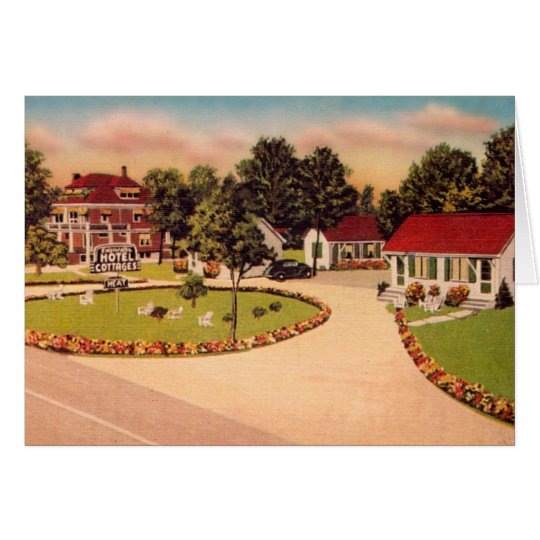 Edgewater Florida Edgewater Hotel and Cottages Card