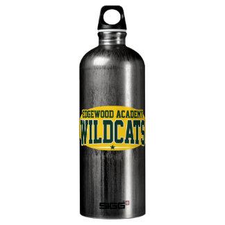 Edgewood Academy; Wildcats Aluminum Water Bottle