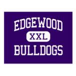 Edgewood - Bulldogs - High School - Edgewood Texas Postcards
