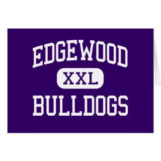 Edgewood - dogos - joven - Edgewood Tejas Tarjetas