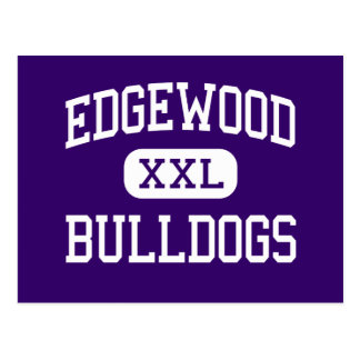 Edgewood - dogos - joven - Edgewood Tejas Tarjetas Postales