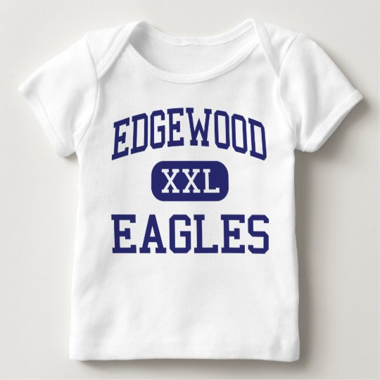 Edgewood Eagles Middle Edgewood New Mexico Baby T-Shirt